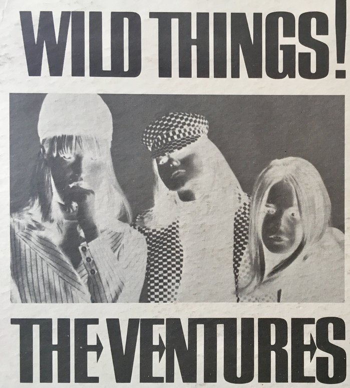 Wild Things! – The Ventures 2