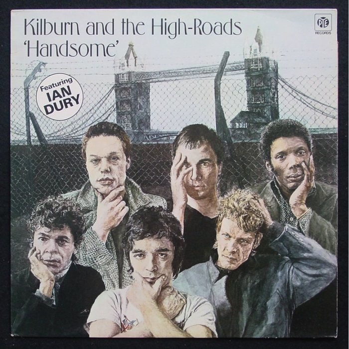 Handsome by Kilburn & The High-Roads 1