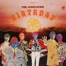 The Association – <cite>Birthday</cite> album art