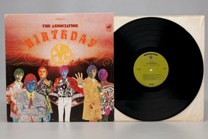 The Association – Birthday album art 3