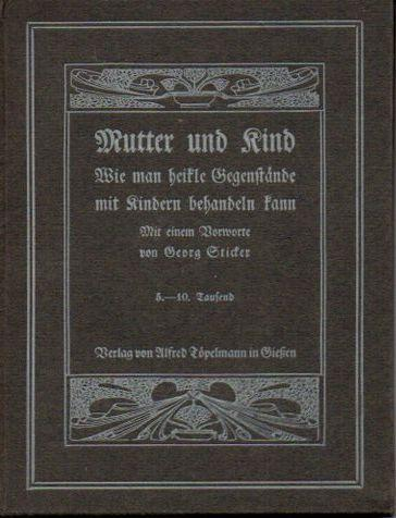 Mutter und Kind title page 2