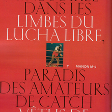 <cite>Le Bonbon Nuit</cite> nº93, April 2019