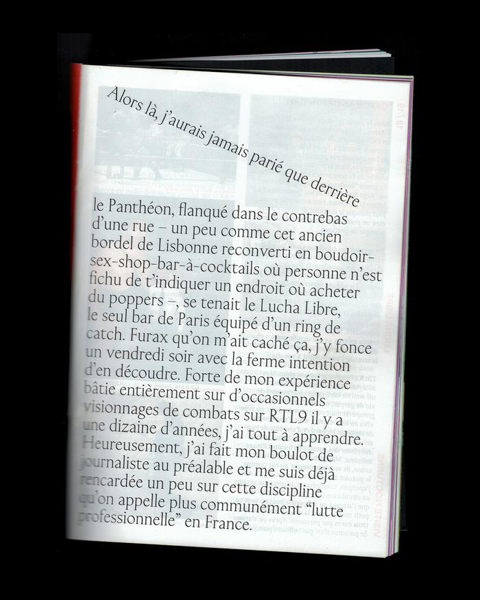 Le Bonbon Nuit nº93, April 2019 9