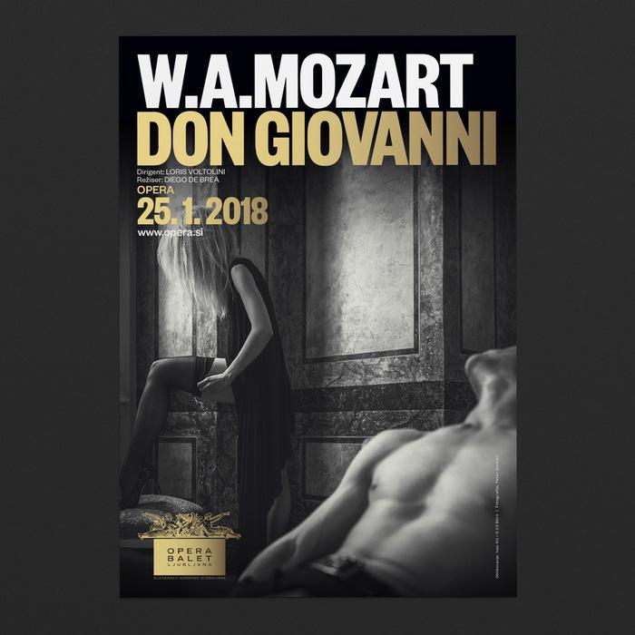Slovene National Theatre Opera and Ballet, Season 2017/18 2