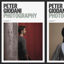 Peter Giodani Photography identity