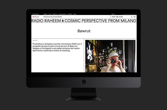 Radio Raheem Milano 7