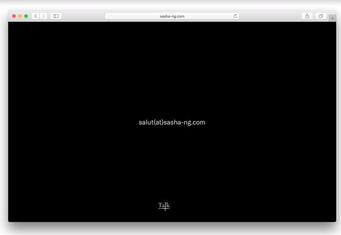 Sasha Ng website 4