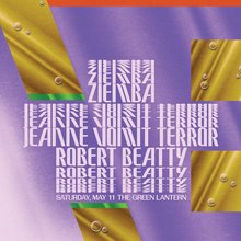 Ziemba / Jeanne Vomit-Terror / Robert Beatty at Green Lantern Bar