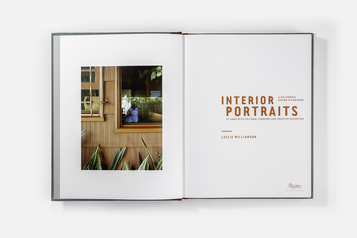 Interior Portraits: A California Design Pilgrimage by Leslie Williamson 2