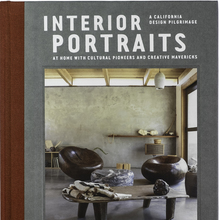 <cite>Interior Portraits: A California Design Pilgrimage</cite> by Leslie Williamson
