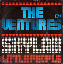 "The Ventures – ""Skylab"" / ""Little People"" German single cover"