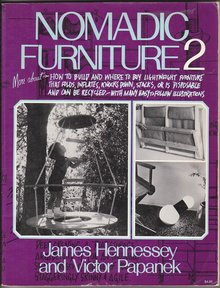 <cite>Nomadic Furniture 1</cite> and <cite>2</cite>