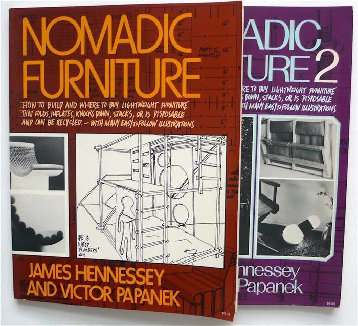 Nomadic Furniture 1 and 2 2