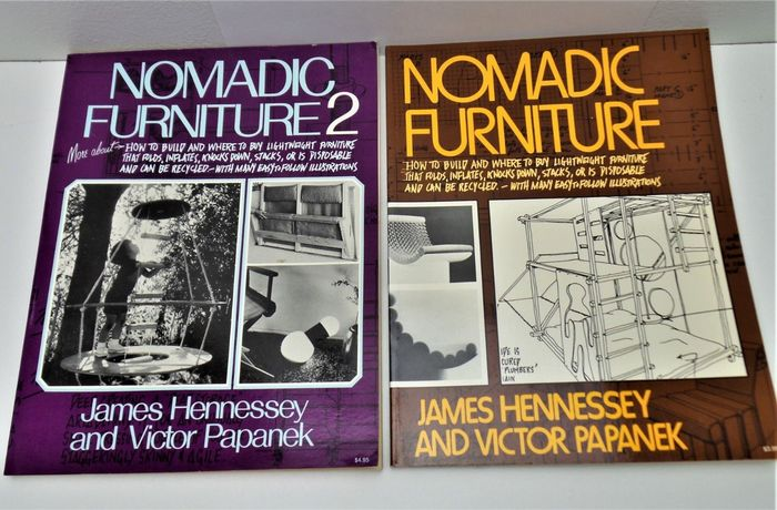 Nomadic Furniture 1 and 2 3