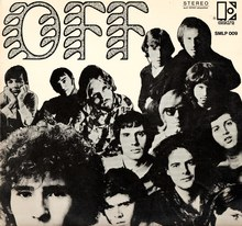 <cite>OFF </cite>album art