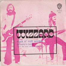 """Rock N' Roll Winter (Looony's Tune)"" – Wizzard"