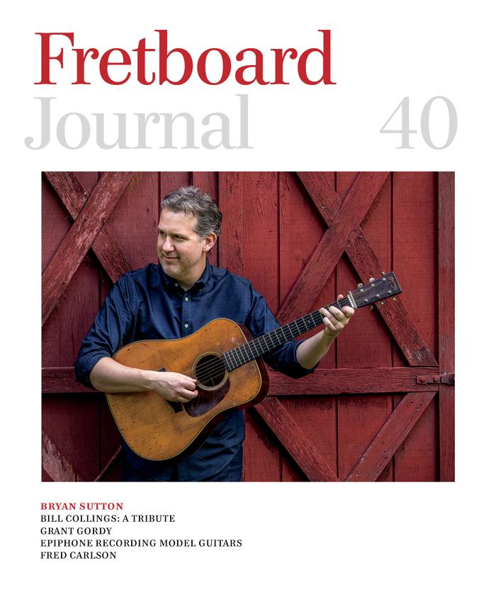 Fretboard Journal, No. 40–44 1