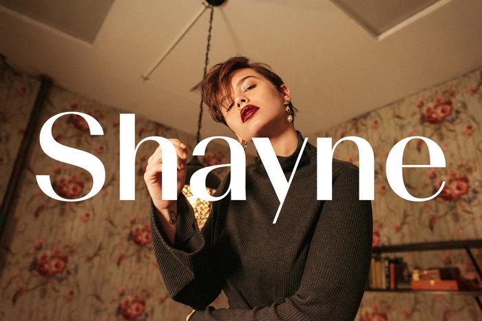 Shayne 6