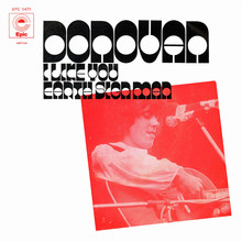 "Donovan – ""I Like You"" / ""Earth Sign Man"" and ""Maria Magenta"" Portuguese single cover"