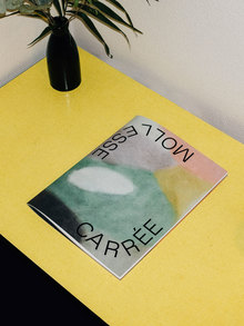 <cite>Mollesse Carrée</cite> exhibition catalog
