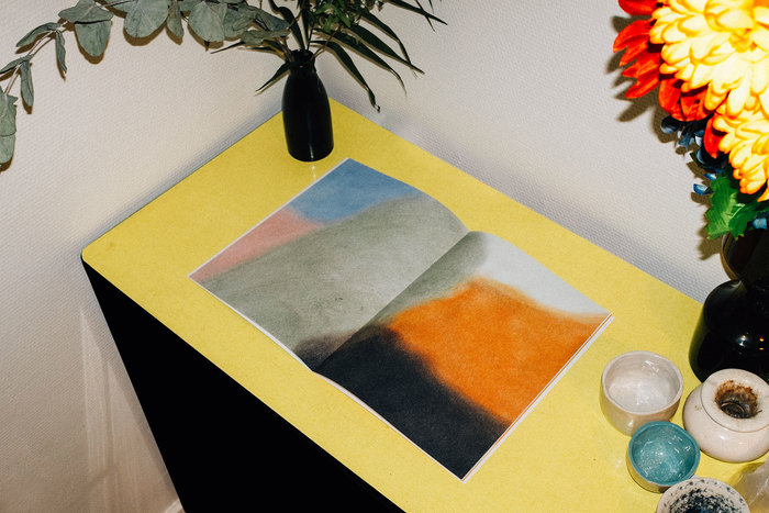 Mollesse Carrée exhibition catalog 5