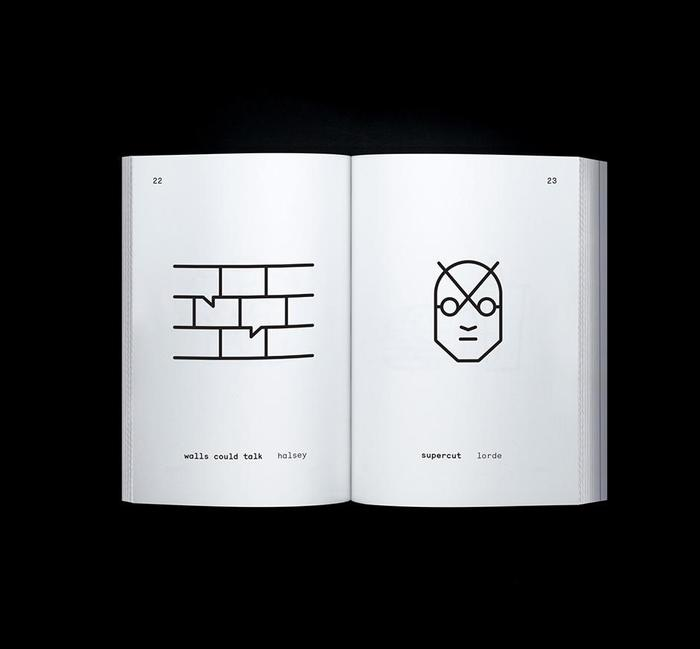 Music is minimalist book 3