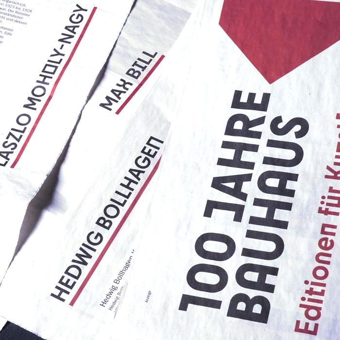 Der Tagesspiegel Bauhaus supplement 3