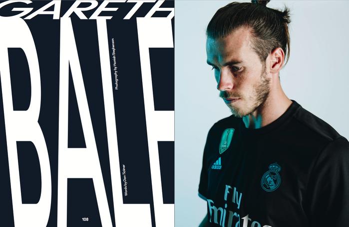 "Soccerbible magazine, Issue 9 ""Go Again"", 2017 6"