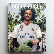 "<cite>Soccerbible</cite> magazine, Issue 9 ""Go Again"", 2017"