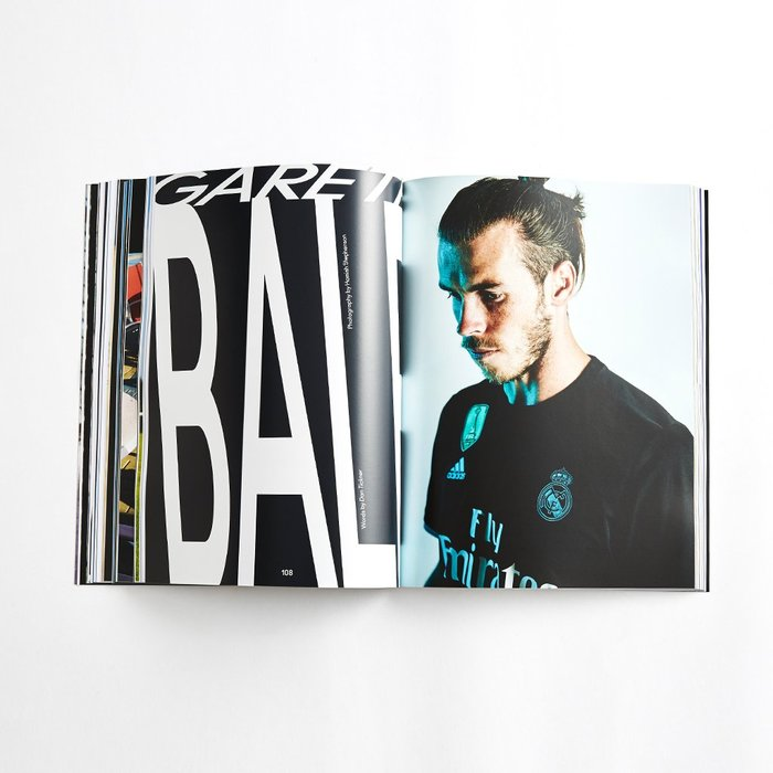 "Soccerbible magazine, Issue 9 ""Go Again"", 2017 3"