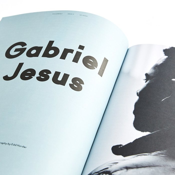 "Soccerbible magazine, Issue 9 ""Go Again"", 2017 4"
