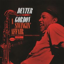<cite>A Swingin' Affair</cite> by Dexter Gordon