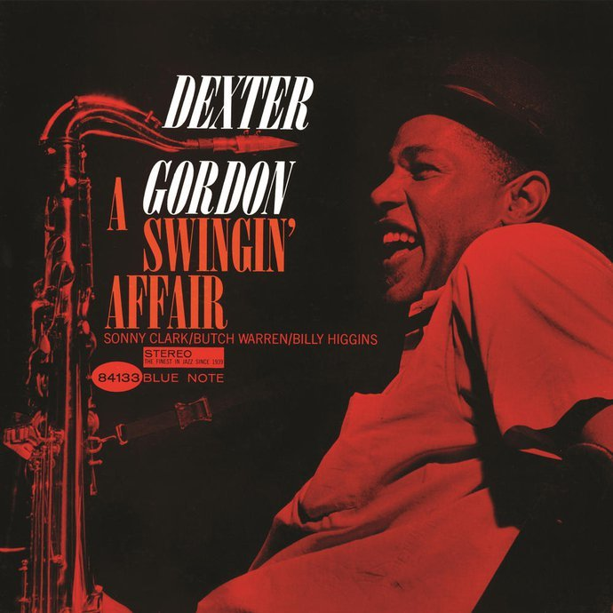 A Swingin' Affair by Dexter Gordon 1