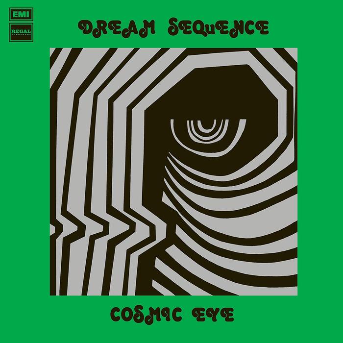 Cosmic Eye – Dream Sequence album art