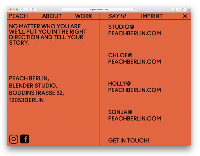 Peach Berlin 7