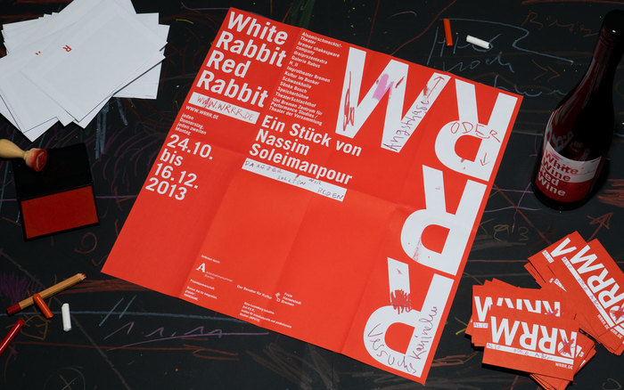 White Rabbit, Red Rabbit 1