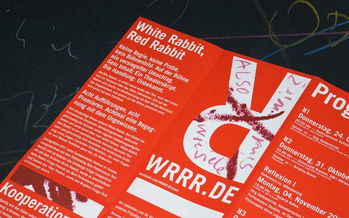 White Rabbit, Red Rabbit 2