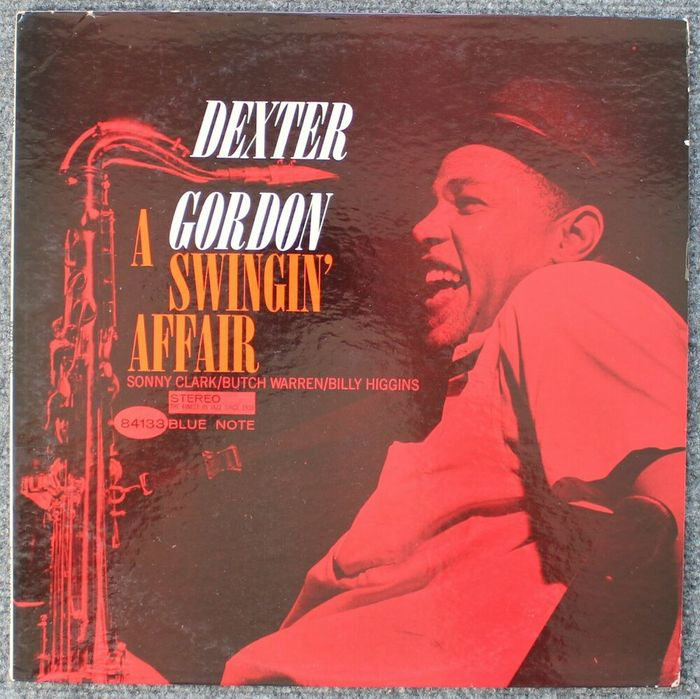 A Swingin' Affair by Dexter Gordon 2