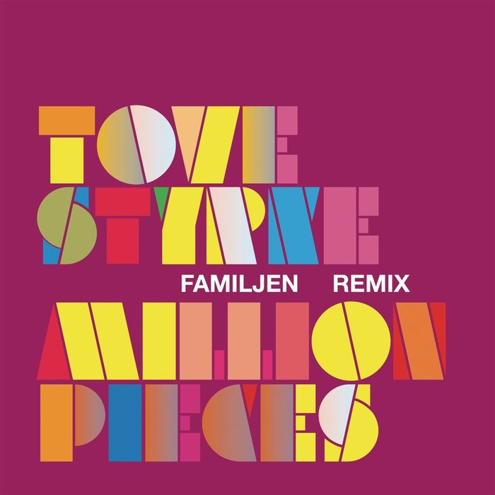 """Million pieces"" – Tove Styrke 2"