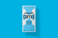 Sandows Cold Brew Coffee