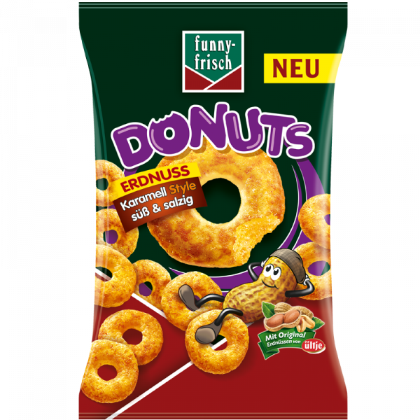 Funny-frisch Donuts 1