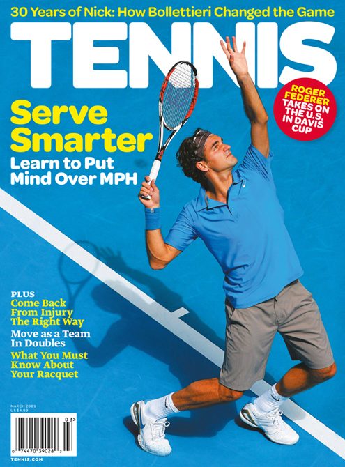 Tennis magazine 1