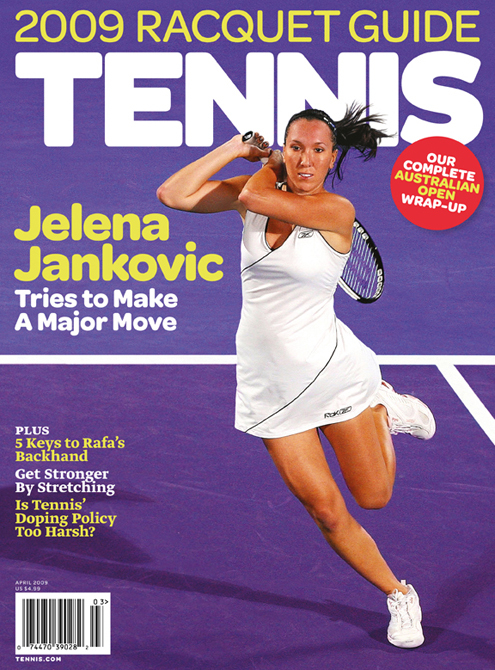 Tennis magazine 3
