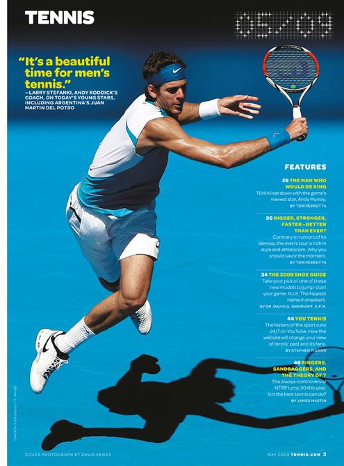 Tennis magazine 4