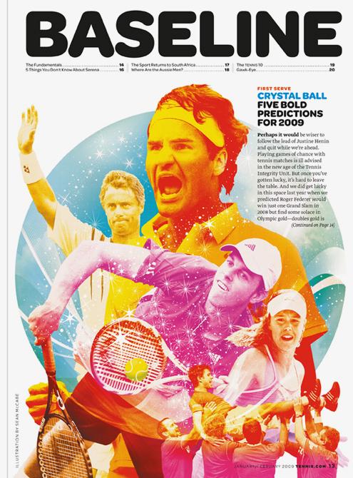 Tennis magazine 5