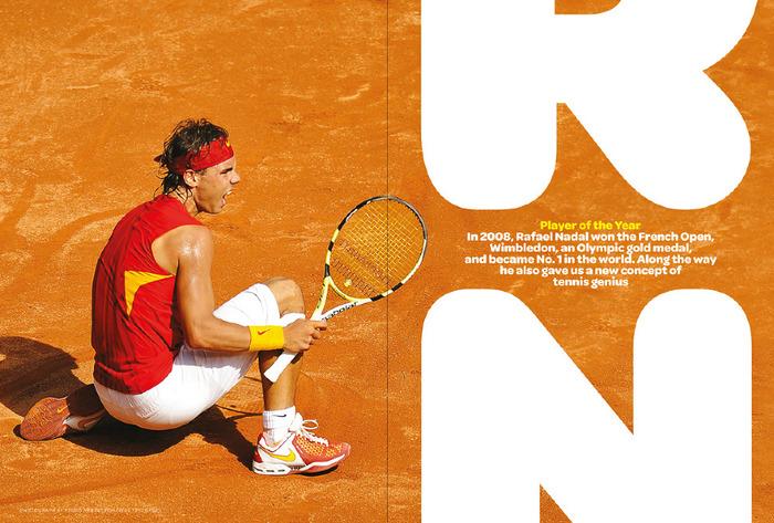Tennis magazine 6