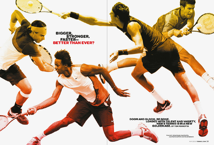 Tennis magazine 7