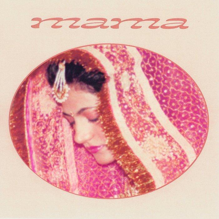 "Artwork for Raveena Aurora's single ""Mama"""