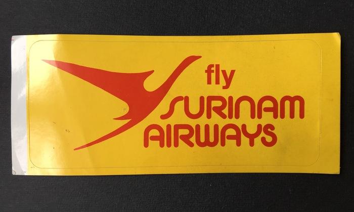 Surinam Airways 3