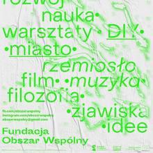 Fundacja Obszar Wspólny posters